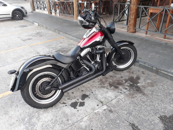 Fat Boy Low 2013 Customizada