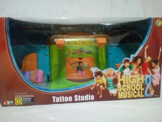 Remate Tattoo Studio Disney Kreisel Juguete Niños