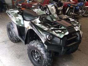 Kawasaki Brute Force 750 I 2013 4x4 Alta Y Baja