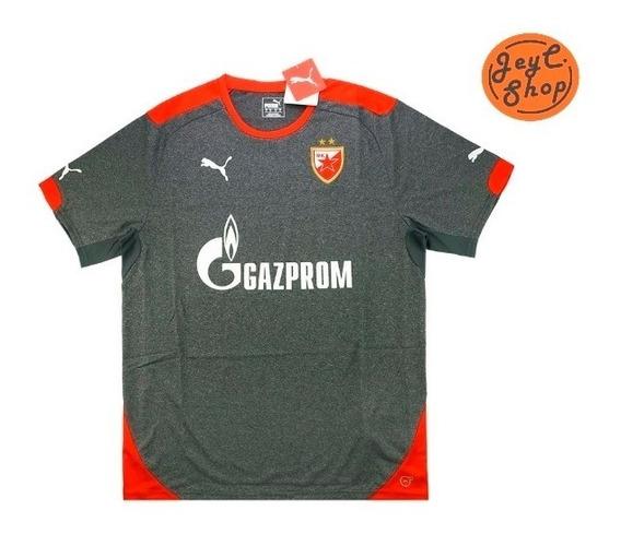 Camiseta Puma - Estrella Roja De Belgrado