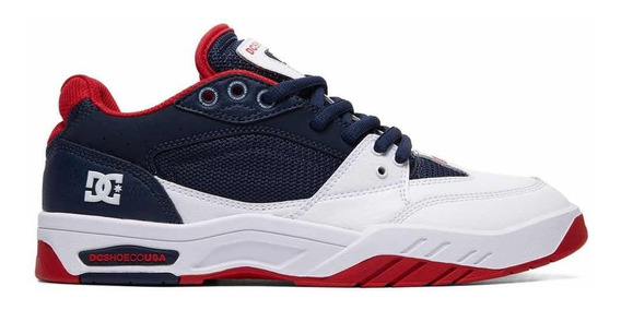 Tenis Dc Maswell White