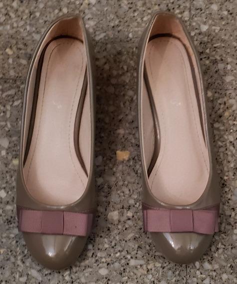 Zapatos De Charol Clasicos