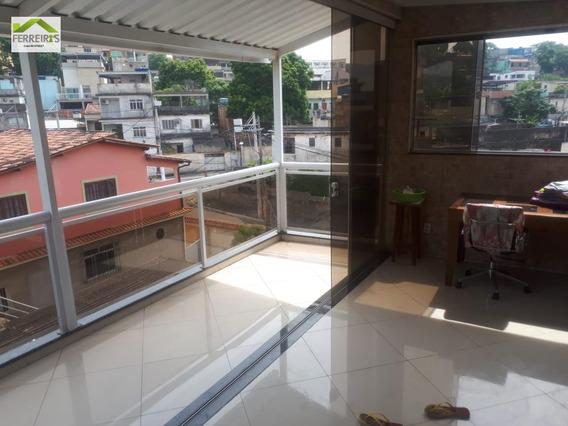 Casa A Venda No Bairro Vila São Luís Em Duque De Caxias - - 214-1