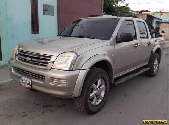 Chevrolet Luv D-max Sincrónico 4x4