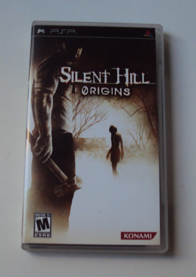 Silent Hill Origins Americano Para Psp