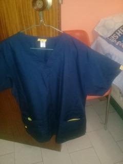Uniforme Wonder Wink Nuevo Azul Marino Para Dama