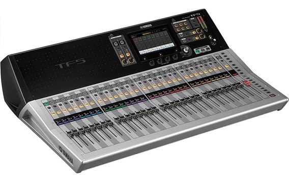 Mesa De Som Digital Yamaha Tf5 32 Canais