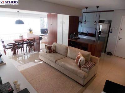 Vila Mascote: Apartamento Com 72 M² Com 2 Suítes, Sala, Varanda, Garagem. - Mc7154