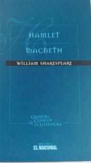 Libro Hamlet Magbeth Grandes Clásicos El Nacional Leer
