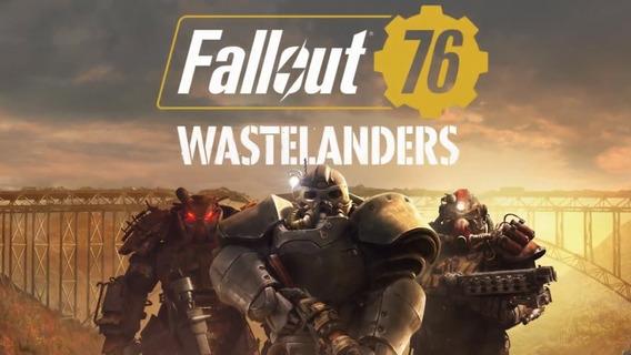 Fallout 76 - Pc (steam) - Envio Imediato