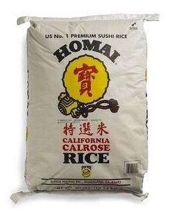 Arroz Para Sushi Importado Homai 18.14kg