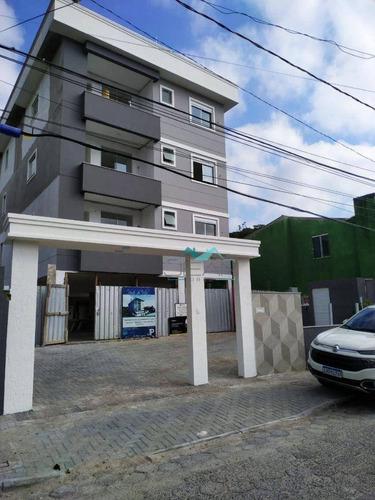 Imagem 1 de 9 de Apartamento Com 2 Dormitórios À Venda, 64 M² Por R$ 259.000,00 - Ingleses - Florianópolis/sc - Ap0356