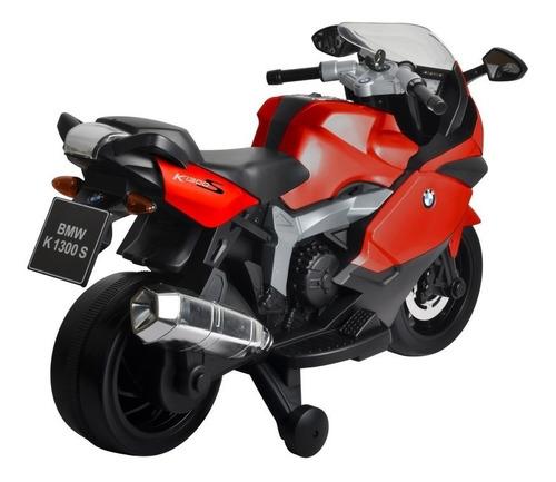 Moto Bmw Rojo