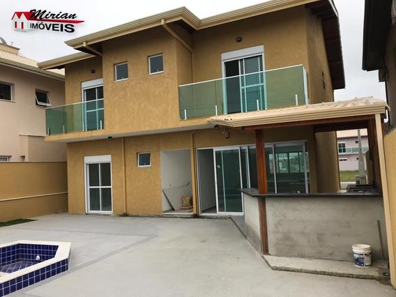 Casa De Condomínio Fechado Em Peruíbe - Ca01120 - 34488627