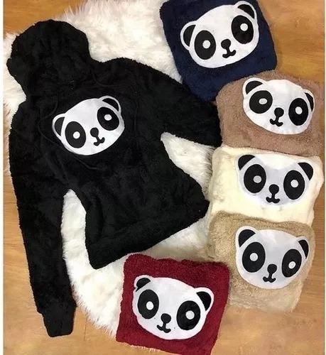Modelo Feminina De Panda