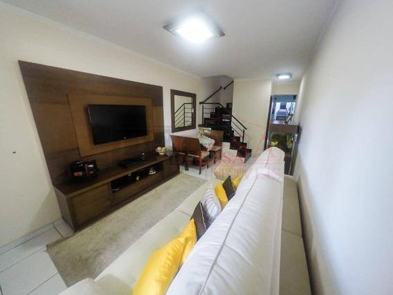 Sobrado Com 2 Dormitórios À Venda, 64 M² Por R$ 269.900 - Itaquera - São Paulo/sp - So2971