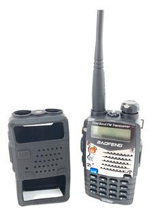 Radio Baofeng Uv-5ra Doble Banda Vhf Uhf Uv-5r Negro