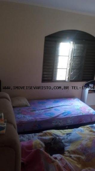 Casa Para Venda Em Limeira, Abilio Pedro, 2 Dormitórios - 3076_1-1241352