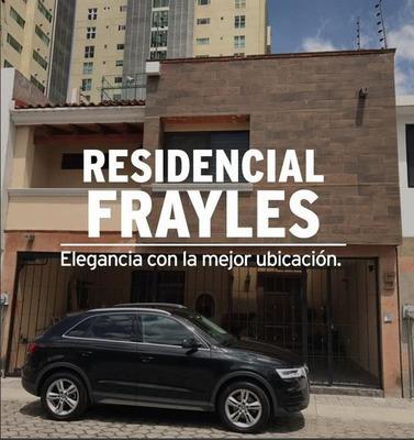 Casa En Renta Amueblada En Angelopolis Puebla