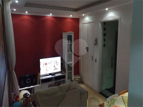 Apartamento Excelente - 2 Dormitórios Com Armários Planejados - Condomínio Club Completo - 373-im422894