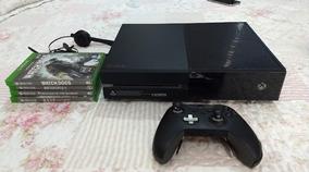 Xbox One Elite - 1t + 4 Jogos.