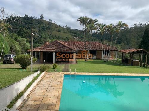 Imagem 1 de 22 de Chácara À Venda, Mendes, São Lourenço Da Serra/sp - 5864