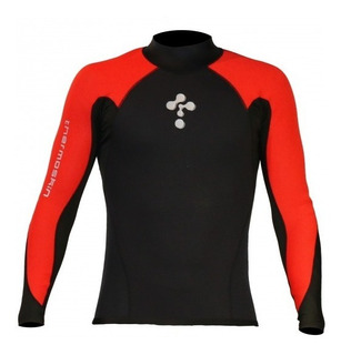 Remera Neoprene Kayak/natacion Thermoskin 1.5 Mm Manga Larga