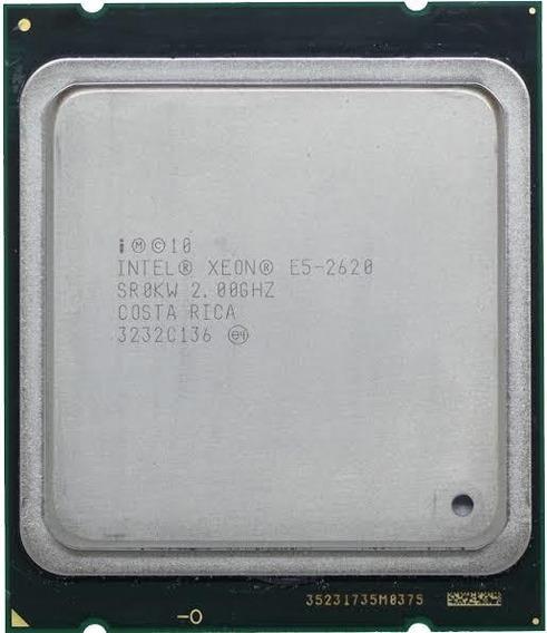 Processador Xeon E5 2620 Intel Servidor