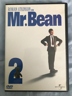 Mr. Bean, Dvd 2