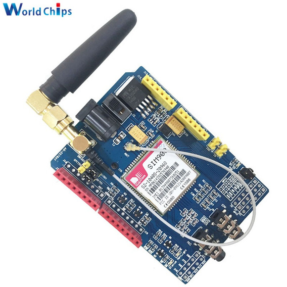Kit De Desarrollo Arduino For Gprs/gsm Development Board