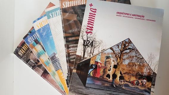 Revistas De Arquitetura Summa+ Argentina - Lote Com 06