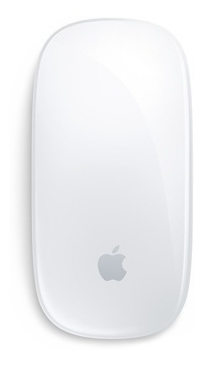 Mouse Magic Apple 2 Bluetooth Prateado Original