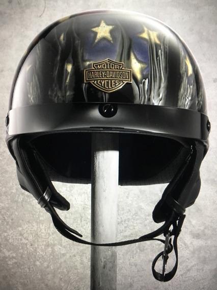 Capacete Original Harley Davidson - Made In Usa