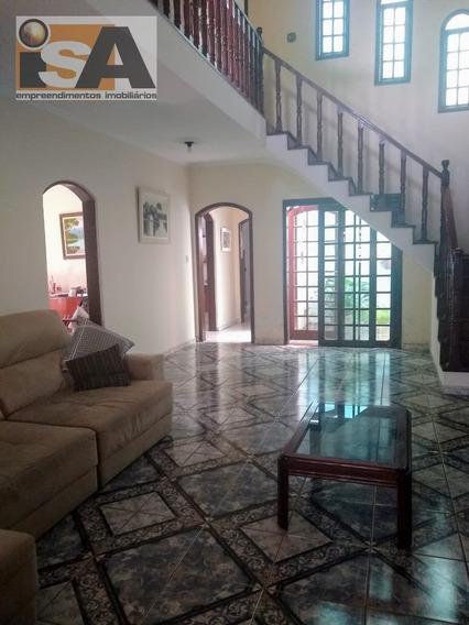 Casa Residencial Em Vila Júlia - Poá, Sp - 3296