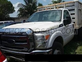 Ford F-350 Xl 2012 Super Duty ... Chasis Cabina...