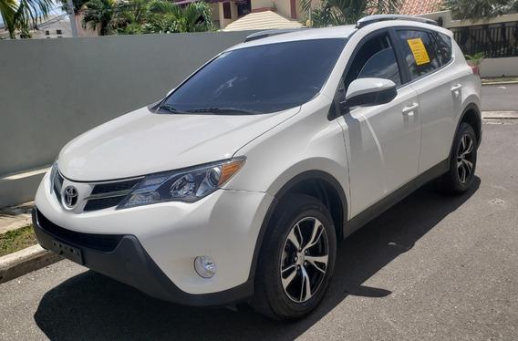 Toyota Rav4 Blanca 2015 Recien Importada ! Crv Tucson