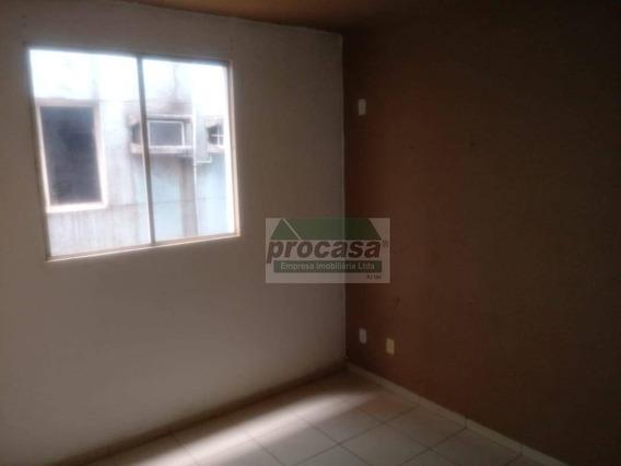 Apartamento Em Condomínio Fechado Com 2 Dormitórios À Venda, 43 M² Por R$ 116.600 - Tarumã - Manaus/am - Ap2831