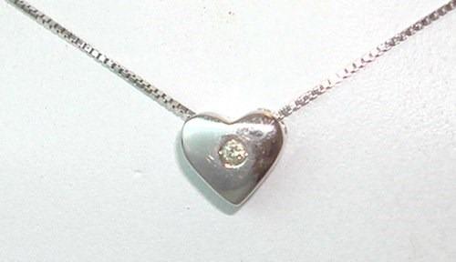 Ivi1388 = Corrente ,colar Vivara O.branco 18k!diamante!