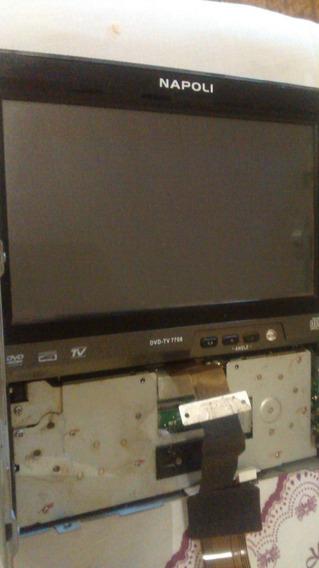 Display Napoli Dvd-tv 7708