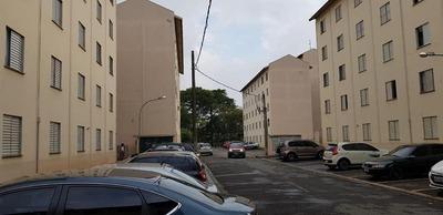 Apartamento Cdhu Reformado Em Sao Mateus Zona Leste Sp