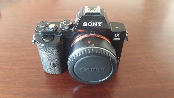 Câmera Sony 7s