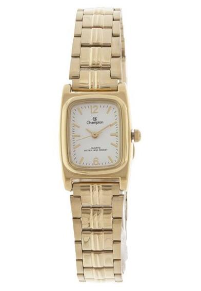 Relógio Champion Ch29049h Dourado