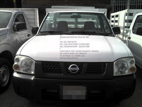 Nissan Np300 2.4 Chasis Dh 2010 Standar Enganche $ 31,800