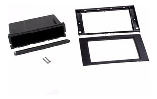 Radio diafragma set para ford focus 2 C-Max Galaxy Kuga plata set