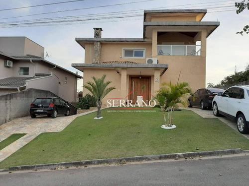 Casa Com 3 Dormitórios À Venda, 496 M² Por R$ 2.500.000,00 - Condomínio Delle Stelle - Louveira/sp - Ca0721
