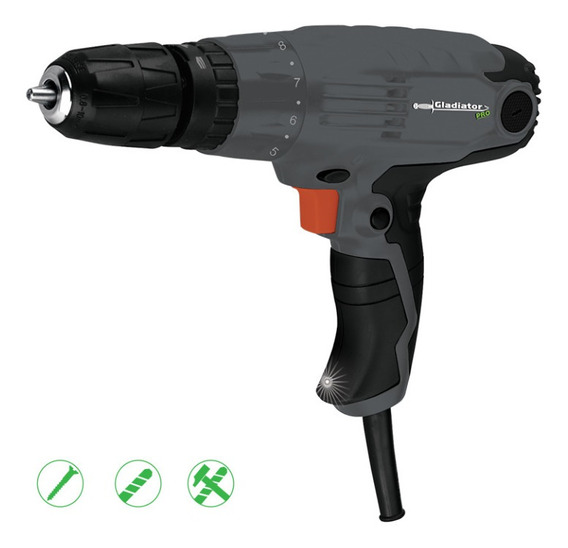 Taladro Atornillador C/ Control De Torque Eléctrico Tp710