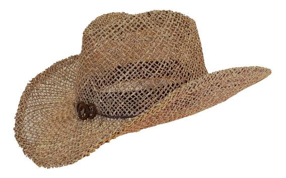 Sombrero Cowboy Yute Compañia De Sombreros M943356