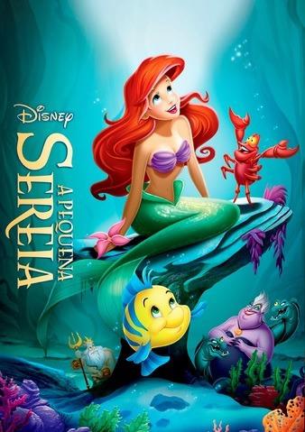 Dvd A Pequena Sereia 1 2 E 3 Disney Desenho Infantil R 14 90