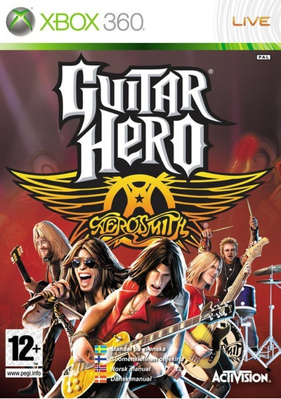 Guitar Hero Aerosmith - Xbox 360