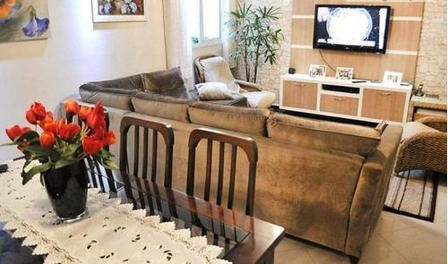 Imagem 1 de 9 de Apartamento Com 3 Dormitórios À Venda, 100 M² Por R$ 480.000,00 - Vila Gilda - Santo André/sp - Ap3107